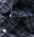 Grey Melange Plaid Flannel Shirt Thumbnail 2