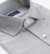 Reda Light Grey Melange Merino Wool Shirt Thumbnail 2