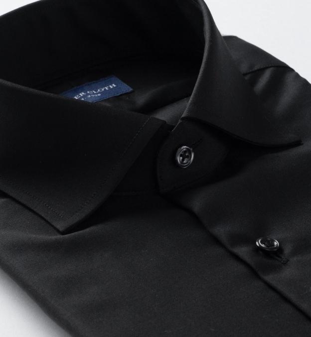 Reda Black Merino Wool