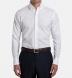 Mayfair Wrinkle-Resistant White Pinpoint Shirt Thumbnail 3
