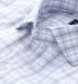 Siena Grey and Lavender Multi Check Shirt Thumbnail 2