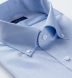 Weston Blue Pinpoint Button Down Shirt Thumbnail 2