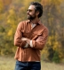 Canclini Hickory Herringbone Beacon Flannel Shirt Thumbnail 3