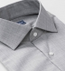 Reda Light Grey Melange Merino Wool Shirt Thumbnail 2