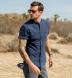 Portuguese Navy Seersucker Short Sleeve Shirt Thumbnail 3
