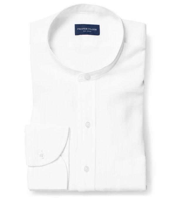 Grandi and Rubinelli Washed White Linen