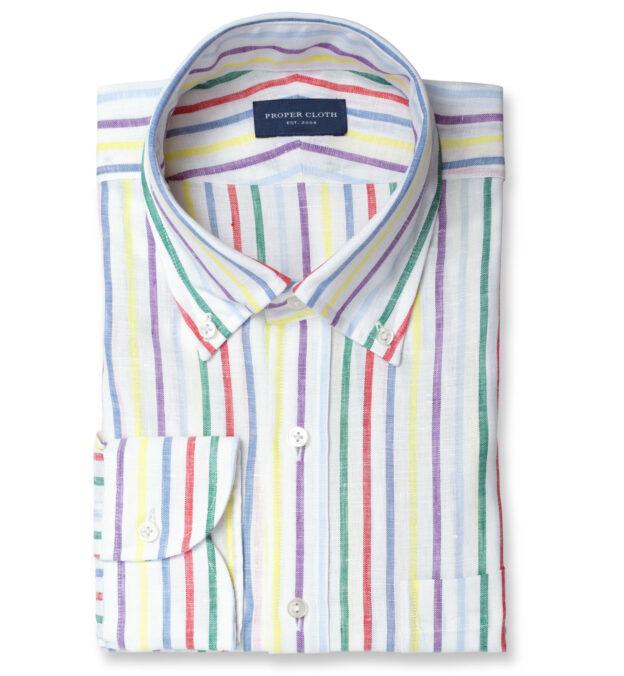 Fun Stripe Linen