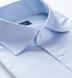 Thomas Mason Goldline WR Light Blue Twill Shirt Thumbnail 2