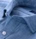 Japanese Light Indigo Slub Chambray Popover Shirt Thumbnail 2