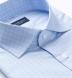 Fulton 120s Blue Glen Plaid Shirt Thumbnail 2