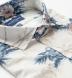 Albiate Faded Beige Aloha Print Shirt Thumbnail 2