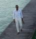 Baird McNutt White Irish Linen Shirt Thumbnail 3