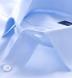 Thomas Mason Non-Iron Light Blue Pinpoint Shirt Thumbnail 2