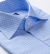 Chambers Blue Check Shirt Thumbnail 2