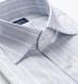 Varese Light Grey Multi Stripe Shirt Thumbnail 2