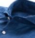 Washed Blue Japanese Slub Weave Shirt Thumbnail 2