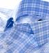 Varick Light Blue Multi Check Shirt Thumbnail 2