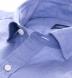 Canclini Dark Blue End on End Shirt Thumbnail 2