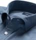 Bleecker Steel Blue Melange Popover Shirt Thumbnail 2