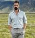 Albini Light Grey Tencel Blend Herringbone Flannel Shirt Thumbnail 2
