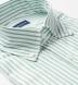 Green Striped Summer Oxford Shirt Thumbnail 2