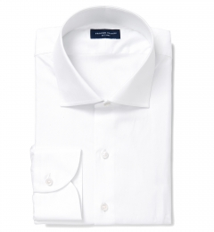 DJA Sea Island White Royal Oxford