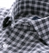 Albiate Light Grey Melange Plaid Shirt Thumbnail 2