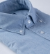 Japanese Washed Indigo Chambray Shirt Thumbnail 2