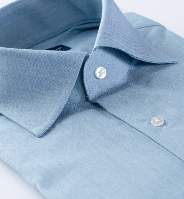 Light Blue Indigo Chambray
