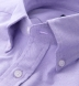 Canclini Lilac Heavy Oxford Shirt Thumbnail 2
