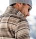 Japanese Beige Blanket Stripe Shirt Thumbnail 5