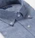 Vittoria Chambray Blue Linen Shirt Thumbnail 2