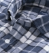 Canclini Slate Plaid Beacon Flannel Shirt Thumbnail 2