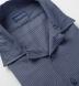 Portuguese Slate Blue Seersucker Shirt Thumbnail 2