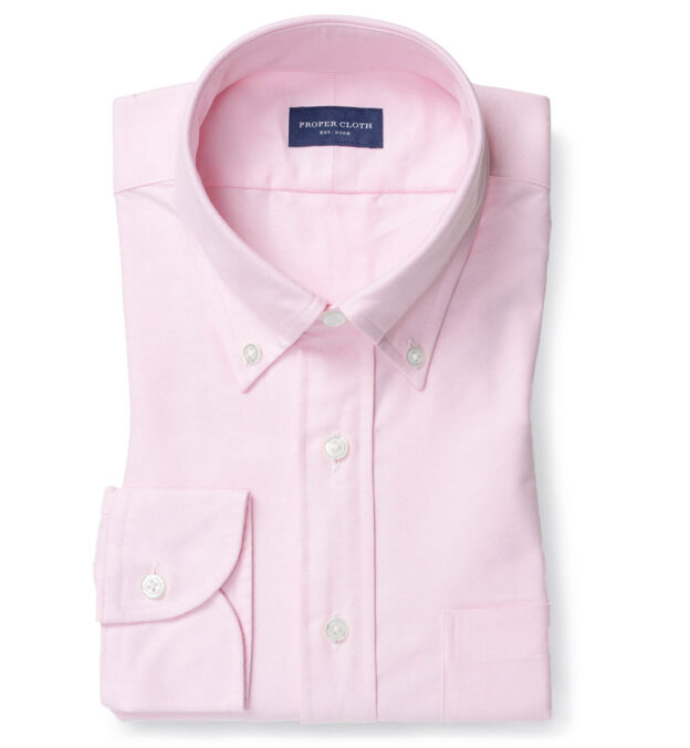 Light Pink Heavy Oxford