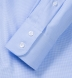Morris Light Blue Wrinkle-Resistant Houndstooth Shirt Thumbnail 4