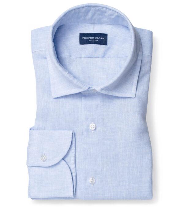 Redondo Light Blue Linen