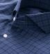 Thompson Slate and White Plaid Shirt Thumbnail 2