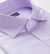 Thomas Mason Non-Iron Lavender Gingham Shirt Thumbnail 2