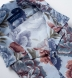 Albiate Light Blue and Rose Large Floral Shirt Thumbnail 2