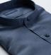 Portuguese Slate Cotton Linen Oxford Shirt Thumbnail 2