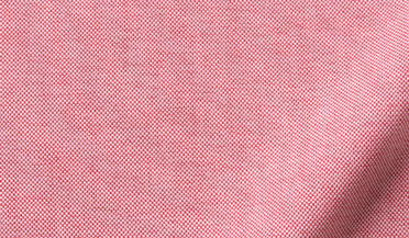 Fabric swatch of Red Heavy Oxford Fabric