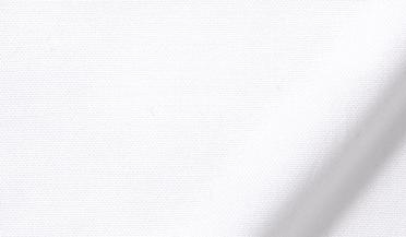 Thomas Mason White Oxford Fabric Sample