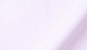 Fabric swatch of Carmine Pink Fine Stripe Fabric