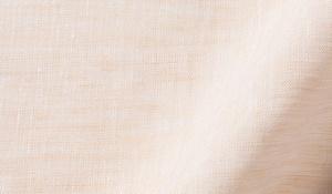 Fabric swatch of Canclini Tan Linen Fabric