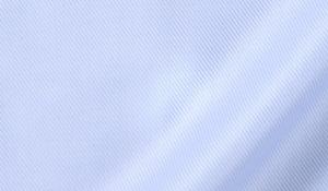 Fabric swatch of Thomas Mason Blue WR Imperial Twill Fabric