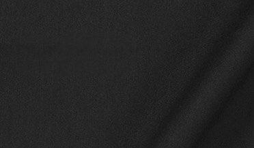 Mercer Black Broadcloth Fabric Sample