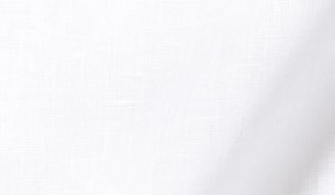 Custom shirt made with Redondo White Linen Fabric