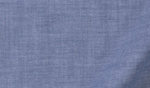 Fabric swatch of Walker Blue Lightweight Chambray Fabric