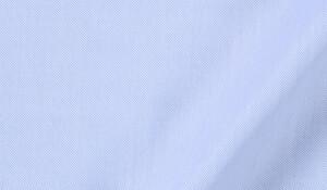Fabric swatch of Mercer Light Blue Twill Fabric